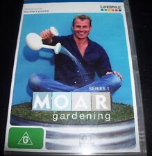 Moar Gardening Series 1 (Australia All Region) 2 DVD – New