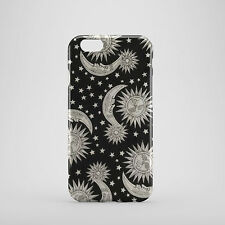Vintage Retro Moon Sun Middle Ages HISTORIC Phone Case Cover iPhone 6