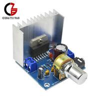 12V AC/DC TDA7297 2.0 2x15W Digital Audio Amplifier DIY Kit Dual-Channel Module