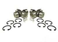Set of Front /& Rear Prop Shaft U-Joints for 2013-2016 Can-Am Commander 1000 4x4