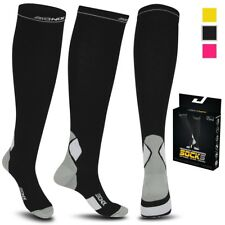 Compression Socks for Women and Men | Graduated Athletic Fit Sock Calf Running -