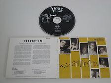 Various/Sittin' ´ in (Verve Records MG V-8225) CD Album