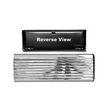 47 - 53 Chevy Pickup Truck Glove Box Door - Polished Stainless Steel