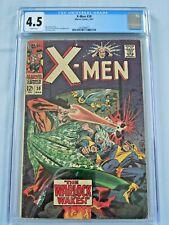 Marvel X-Men #30 CGC 4.5 1967 Warlock appearance