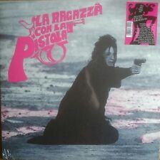 Peppino De Luca  The Girl With A Pistol OST LP Dagored LA RAGAZZA CON LA PISTOLA