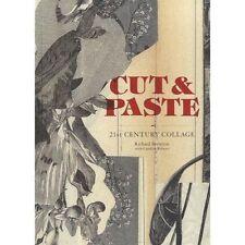 Cut & Paste: 21st-Century Collage, Good Condition Book, Caroline Roberts, Richar