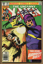 Uncanny X-Men #142 -Days of Future Past - 1980 (8.0) Signed by Claremont WH