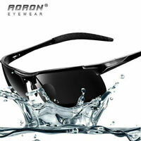 Aluminum HD Men's Photochromic Sunglasses Polarized Transition Lens Sun Glasses
