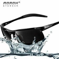 Aluminum HD Men's Photochromic Sunglasses Polarized Transition Lens Sun Glasses