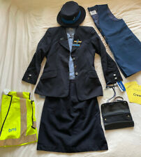 More details for bmi british midlands airlines full ladies uniform by jaeger  and accessories