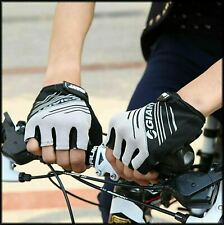 2020 Genuine Giant Cycling Bicycle Half Finger Bike Gloves Antiskid Gel Padded