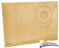 2015 Topps Vault Original Factory Sealed Pack-5x7 AUTOGRAPHED #'d Baseball Card