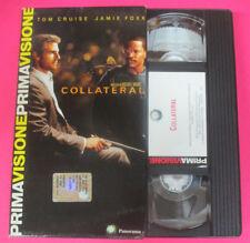 film VHS cartonata COLLATERAL Michael Mann Tom Cruise 2005 PANORAMA (F113)no dvd