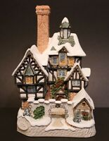 """David Winter """"The Scrooge Family Home"""" 1993"""