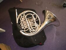 French  Horn Lidl BRNO double silver plated