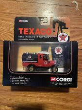 Corgi Texaco Diecast 1920 Model T Ford Cs 90001 Truck Tanker W/Display Plinth