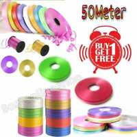 Wholesale 100 MT Curling Foil Balons Ribbon Helium string tie Ribbon Birthday uk