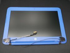 """New listing Hp Stream 11-D001Dx 11.6"""" Complete Blue Lcd Display Screen"""