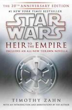 STAR WARS: HEIR TO THE EMPIRE - ZAHN, TIMOTHY - NEW HARDCOVER BOOK