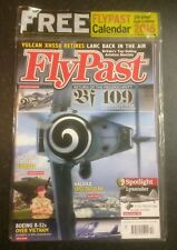 NEW Sealed Flypast Magazine December 2015 BF109 - Plus Colour 2016 Wall Calendar