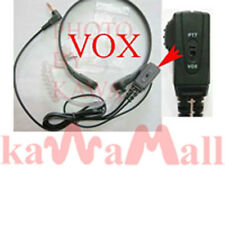 VOX Throat Surveillance mic Motorola T6200 T7200 MT6TRT