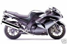 KAWASAKI TOUCH UP PAINT ZZR1400 06-07 METEOR GREY MET.