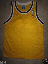 Shaq Shaquille Oneal #34 Los Angeles LA Lakers Blank Front Jersey Youth Sm 8