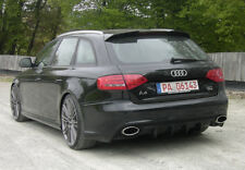 Audi A4 B8 8k Avant RS4 Design Dach Spoiler unlackiert TÜV zugelassen.