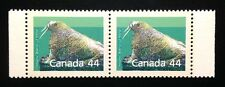 Canada #1171a SP 12.5 x 13.1 MNH, Atlantic Walrus Booklet Strip of Stamps 1989
