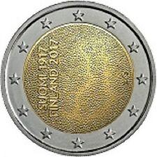 PIECES 2 EURO FINLADE 2017