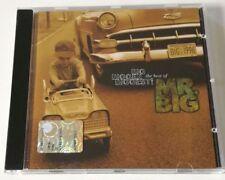 MR. BIG BIG BIGGER BIGGEST THE BEST OF CD ALBUM OTTIMO SPED GRATIS SU + ACQUISTI