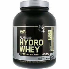 Optimum Nutrition, Platinum Hydro Whey, Cookies & Cream Overdrive, 3.5 lbs (1.59