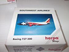 Herpa Wings 500548 Southwest Airlines Boeing 737 - 300  mit OVP 1:500