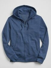 Gap Men's Fleece Hoodie XL Royal Teal