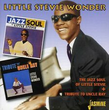 Stevie Wonder - Jazz Soul of Little Stevie [New CD]