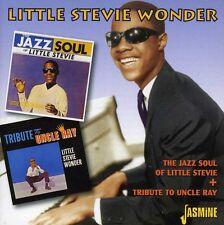 Stevie Wonder - Jazz Soul of Little Stevie [New CD]