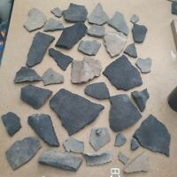Western Pennsylvania Pottery Shards American Indian Artifacts