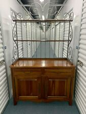 Ethan Allen Maison Country French / Legacy Baker's Rack Buffet Sideboard 37-6428