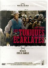 "DVD ""LES TUNIQUES ECARLATES"" CECIL B DeMILLE , GARY COOPER neuf sous blister"