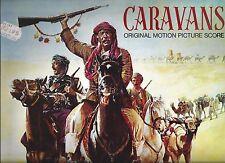 Caravans - Motion Picture Score - Mike Batt - London Philharmonic Orchestra - LP