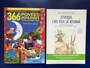 Carte de povesti in limba romana Carti romanesti Carti de povesti in romana
