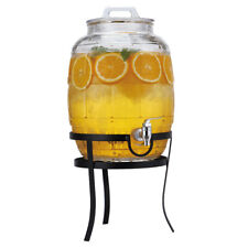 Maxwell & Williams Barrel Drink Dispenser With Stand
