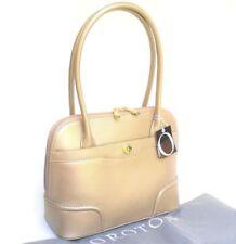 Metallic Leather Handbags