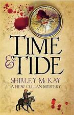 SHIRLEY McKAY   TIME & TIDE   BRAND NEW PAPERBACK   A HEW CULLEN MYSTERY