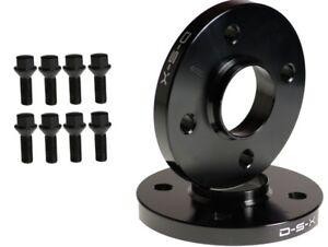 20mm Wheel Spacers 4x100 56.1 cb PAIR + BOLTS MINI COOPER S 2007-2013 + CLUBMAN