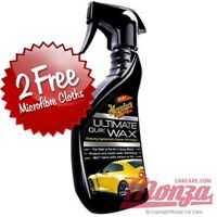 Meguiars Ultimate Quik Wax 450ml G17516 Quick Wax Solution