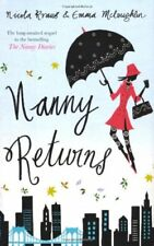 Nanny Returns,Nicola Kraus, Emma McLaughlin- 9781847370969