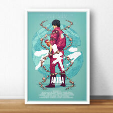 Akira (1988) | Limited Edition 24x36 Movie Poster | Giclee Art Print