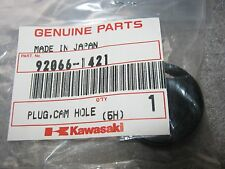 KAWASAKI CAM HOLE PLUG VN800 VN900 VULCAN 800 900 1995-2015 NOS OEM 92066-1421
