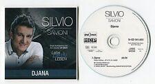 Silvio Samoni - cd-PROMO - DJANA © 2014 - German-1-Track-CD - Pop - Schlager
